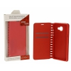 Чехол для смартфона Book Case New для Huawei P10 (с визитницей), красный, купить за 200руб.