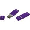 Usb-флешка SmartBuy Quartz 8GB (RTL), фиолетовая, купить за 695руб.