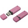 Usb-флешка Qumo Optiva OFD-02 16Gb, розовая, купить за 770руб.