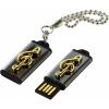 Usb-флешка Iconik MTFC-MELODY-16Gb, черно-золотистая, купить за 1 395руб.