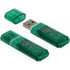 Usb-флешка SmartBuy Glossy 32GB (RTL), зеленая, купить за 835руб.