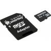 SmartBuy microSDHC Class 10 8GB + SD adapter, купить за 720руб.