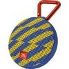 Портативная акустика JBL CLlip 2 Zap, желто-синяя, купить за 2 880руб.