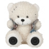Портативная акустика Ritmix ST-150 Bear, белая, купить за 3 720руб.