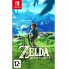 Игра для PS4 Nintendo Switch The Legend of Zelda: Breath of the Wild, купить за 4 420руб.
