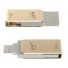Usb-флешка PQI iConnect mini 32GB, золотистая, купить за 4 035руб.