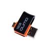 Qumo 16GB Hybrid c поддержкой OTG, купить за 890руб.