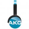 Гарнитура для телефона AKG Y 50, голубая, купить за 5 370руб.