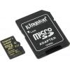 Карту памяти Kingston SDCG/64Gb (с адаптером), купить за 2440руб.