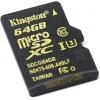 Карту памяти MicroSDXC Kingston SDCG/64GBSP 64Gb, купить за 2490руб.