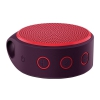 Портативную акустику Logitech X100 Mobile Speaker, красная, купить за 3900руб.