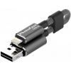 Usb-флешка PhotoFast MemoriesCable U3 128Gb, черная, купить за 10 470руб.