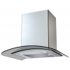 Вытяжка Krona ELEANORA 600 inox/dark glass electrnic, купить за 14 130 руб.