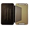 Чехол для планшета Book Cover для ASUS MeMO Pad 8 ME581CL с силиконовым основанием без логотипа (чёрный), купить за 280руб.