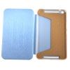 Чехол для планшета Book Cover для ASUS MeMO Pad 8 ME581CL с силиконовым основанием без логотипа (голубой), купить за 270руб.