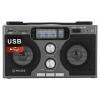 Радиоприемник Сигнал БЗРП РП-306, черный, купить за 1 560руб.