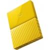 Жесткий диск Western Digital WDBUAX0040BYL-EEUE 4Тb, желтый, купить за 8515руб.