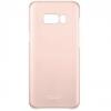 Чехол для смартфона Samsung для Galaxy S8+ Clear Cover (EF-QG955CPEGRU) розовый, купить за 1105руб.