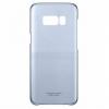 Чехол для смартфона Samsung для Galaxy S8 Clear Cover (EF-QG950CLEGRU) голубой, купить за 1075руб.