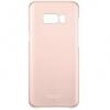 Чехол для смартфона Samsung для Galaxy S8 Clear Cover (EF-QG950CPEGRU) розовый, купить за 1105руб.