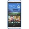 Смартфон HTC Desire 620G белый/синий, купить за 6 545руб.