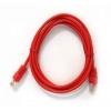 Кабель Telecom NA102_RED_2.0M (патч-корд, UTP, 2 м, 5e), красный, купить за 540руб.