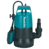 Насос водяной MAKITA PF0300, погружной, дренажный, купить за 4695руб.