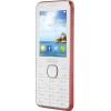 Сотовый телефон ALCATEL OneTouch 2007D  белый/красный, купить за 2 495руб.