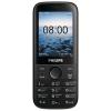 Сотовый телефон PHILIPS E160  черный, купить за 2 270руб.
