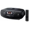Магнитола Panasonic RX-D55EE-K (стерео, 20W, CD, USB, пульт ДУ), купить за 10 910руб.