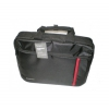 Сумка для ноутбука Lenovo Toploader T2050, черно-красная, купить за 1 200руб.