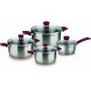 Набор посуды Rondell Strike RDS-818 ST (8 предметов), купить за 5 545руб.