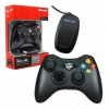 Microsoft Xbox 360 Wireless Controller for Windows (JR9-00010), чёрный, купить за 3 480 руб.
