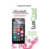 Защитную пленку для смартфона LuxCase  для Microsoft Lumia 640 / 640 Dual (Суперпрозрачная), 141х72 мм, купить за 250руб.