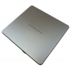 LG GP60NS60 (DVD±RW DL, внешний, Slim, Retail), серебристый, купить за 1 485руб.