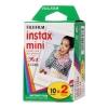Картридж для фотоаппарата моментальной печати Fujifilm Colorfilm Instax Mini Glossy 10/2PK, купить за 950руб.
