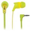 Наушники Ritmix RH-013, зелено-желтые, купить за 265руб.