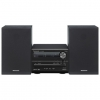 Музыкальный центр Panasonic SC-PM250EE-K, черный, купить за 8 880руб.