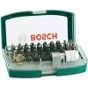 Насадки отвёрточные BOSCH 2607017063, биты цветные, 32шт, купить за 1315руб.