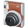 Фотоаппарат моментальной печати Fujifilm Instax Mini 90, коричневый, купить за 9 799руб.