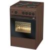 Плита Flama АЕ14010, коричневая, купить за 12 270руб.
