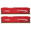 Kingston HX318C10FRK2/16 (DDR3, 2x 8 Gb, 1866 MHz, CL10-11-10, DIMM, 1.5V), красные, купить за 9 270 руб.