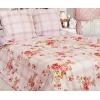 Комплект постельного белья Sova & Javoronok Кокетка, евро 2-сп, бязь, 50х70*2, купить за 2 420руб.