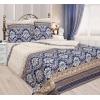 Комплект постельного белья Sova & Javoronok Феникс, евро 2-сп, бязь, 50х70*2, купить за 2 420руб.