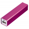 Аксессуар для телефона Мобильный аккумулятор Hama Candy Bar 2600 (2600 mAh), розовый, купить за 410руб.