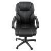 Компьютерное кресло College HLC-0601 чёрное, купить за 8 495руб.
