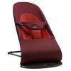 Детское кресло-шезлонг BabyBjorn Balance Soft, хлопок, Rust/Orange, купить за 12 760руб.