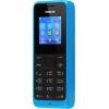 """Сотовый телефон Nokia 105 Dual Sim, синий моноблок 2Sim 1.4"""" 128x128, купить за 1 735руб."""