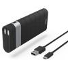 Аксессуар для телефона Мобильный аккумулятор Hama Joy Power Pack 13000 (13000 mAh), черный, купить за 1475руб.