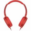 Sony MDR-XB550AP/R, красная, купить за 2 535руб.